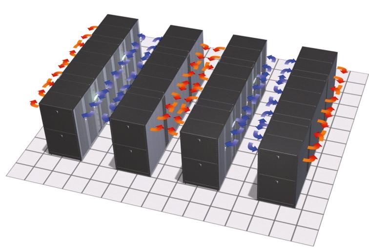 Giải pháp hạ tầng kỹ thuật cho data center